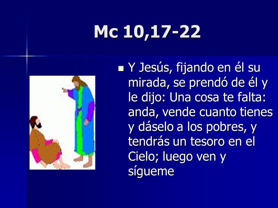 Mc 10,17-22