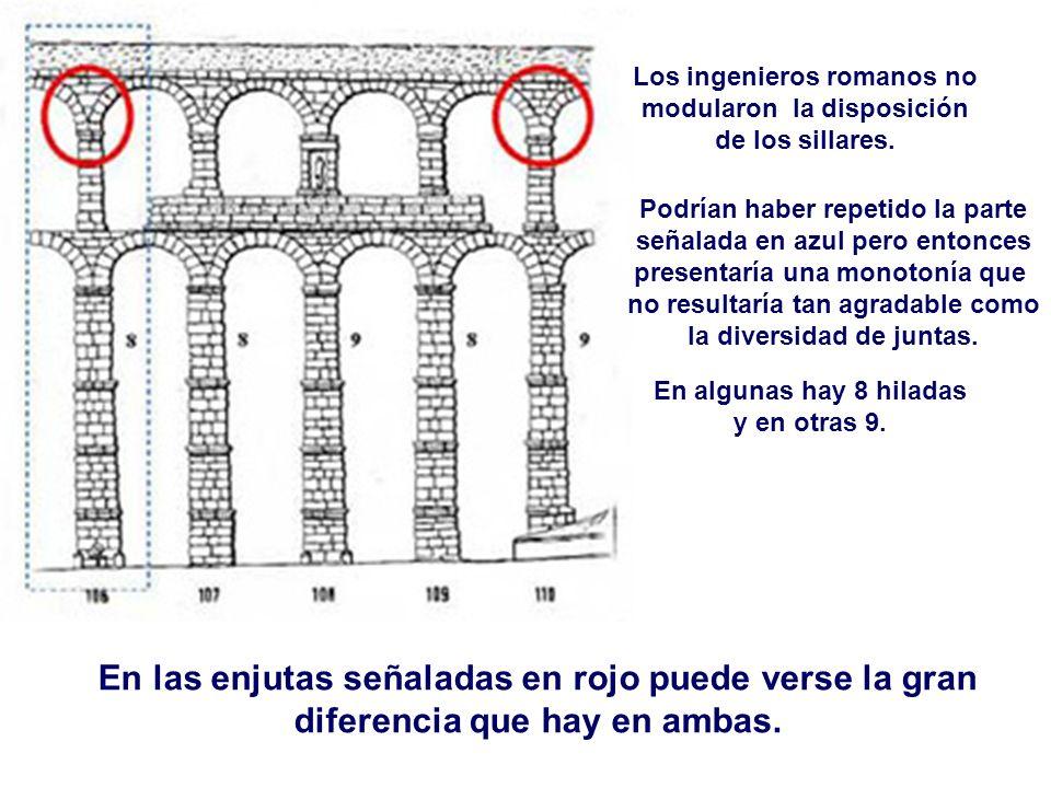 Los ingenieros romanos no