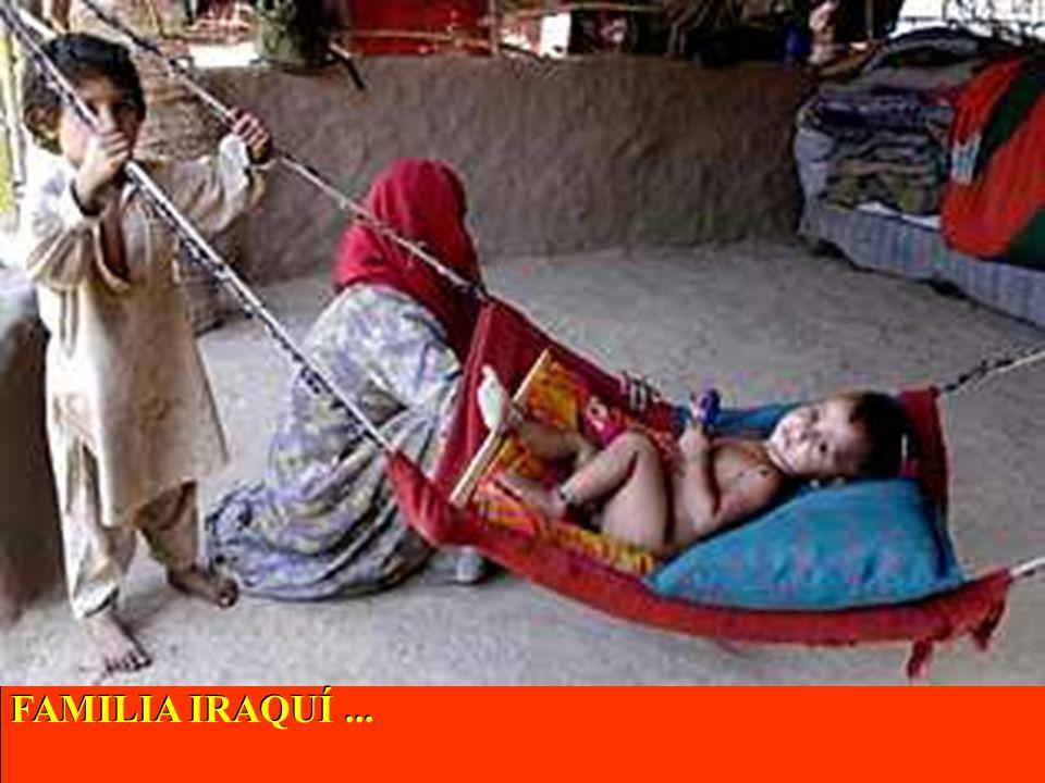 FAMILIA IRAQUÍ ...