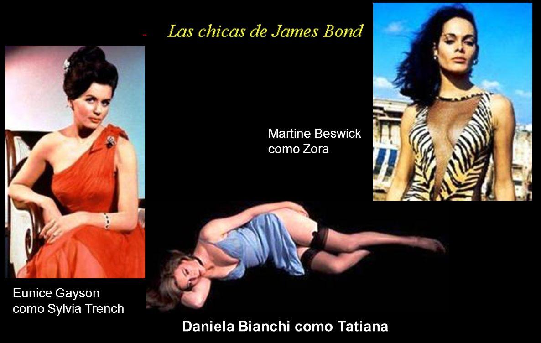 Daniela Bianchi como Tatiana