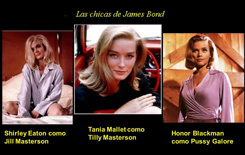 Tania Mallet como Tilly Masterson