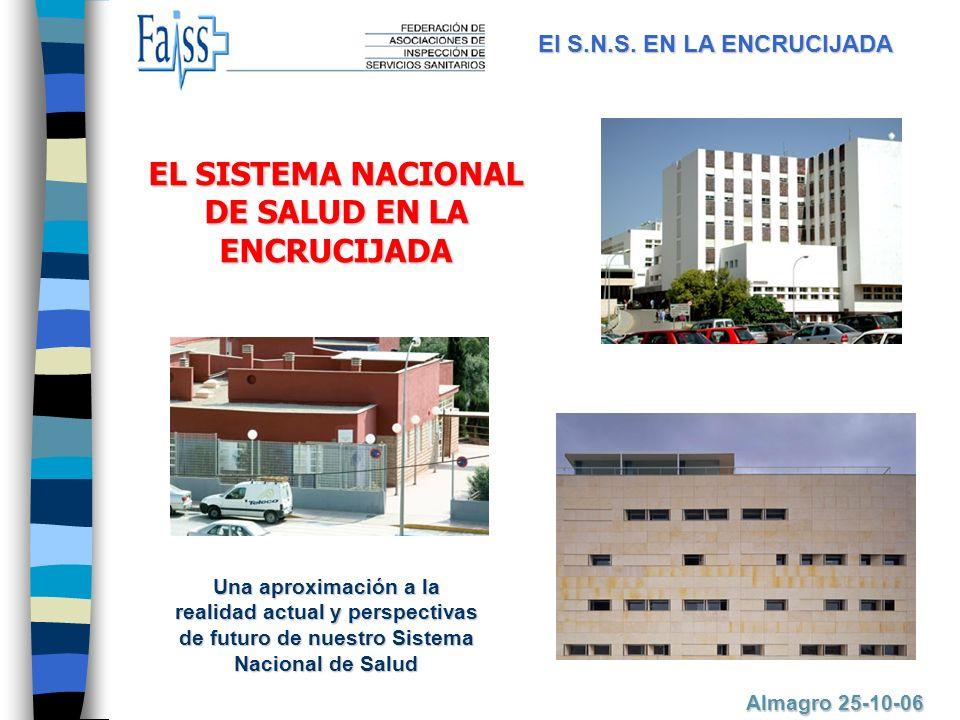 EL SISTEMA NACIONAL DE SALUD EN LA ENCRUCIJADA