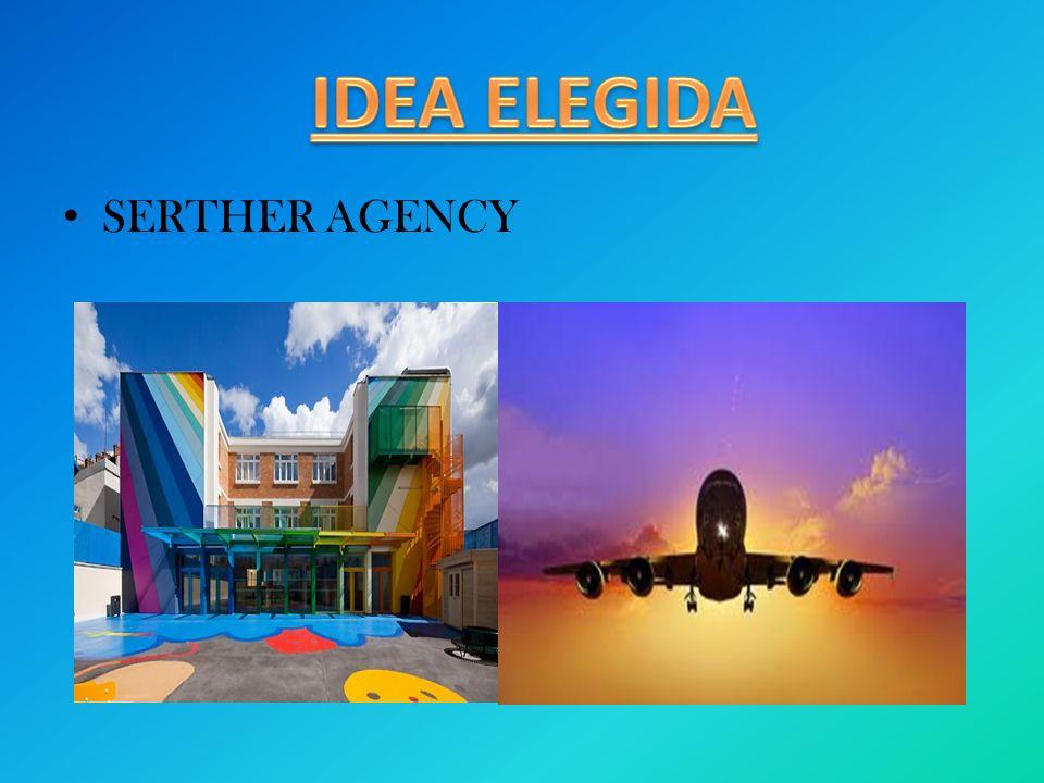 IDEA ELEGIDA SERTHER AGENCY
