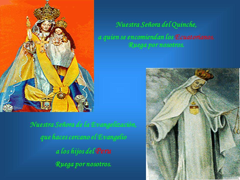 Nuestra Señora del Quinche,