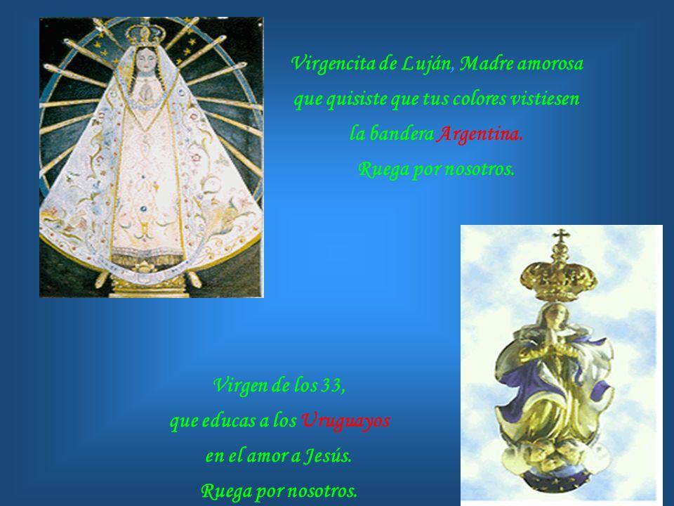 Virgencita de Luján, Madre amorosa