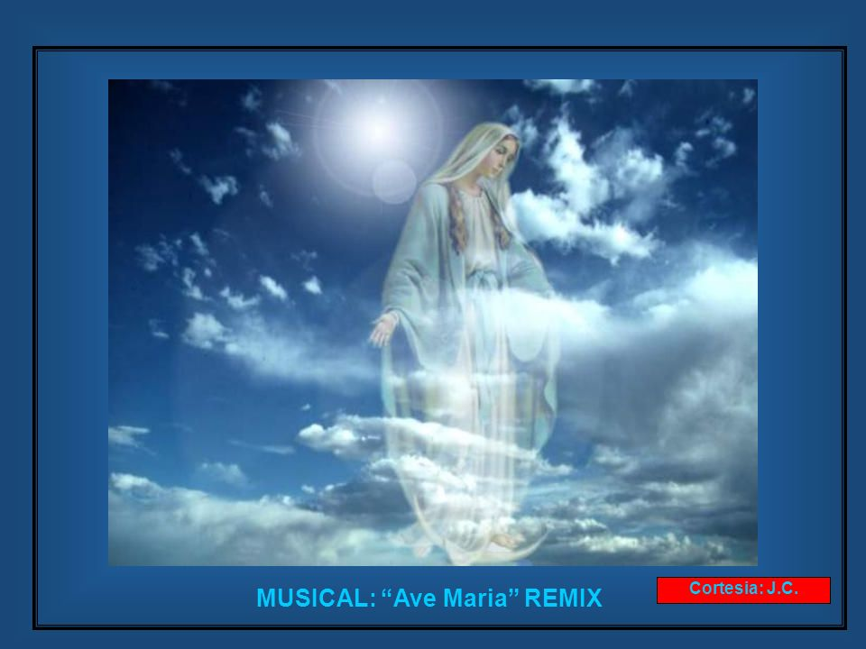 MUSICAL: Ave Maria REMIX