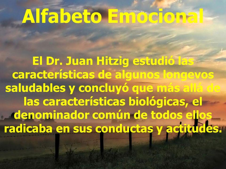 Alfabeto Emocional El Dr