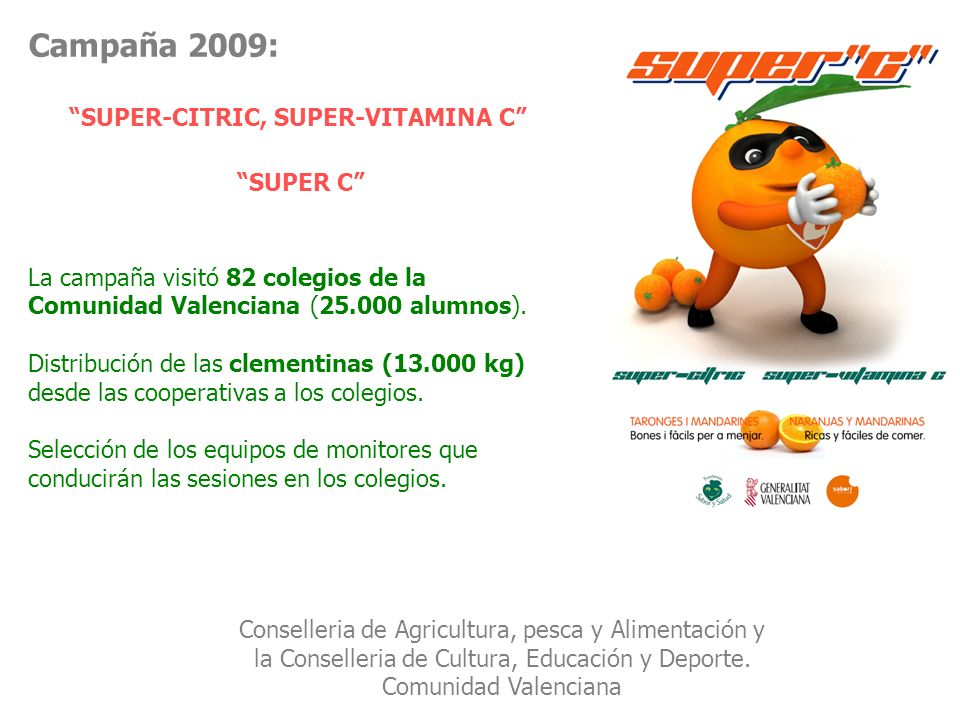 SUPER-CITRIC, SUPER-VITAMINA C
