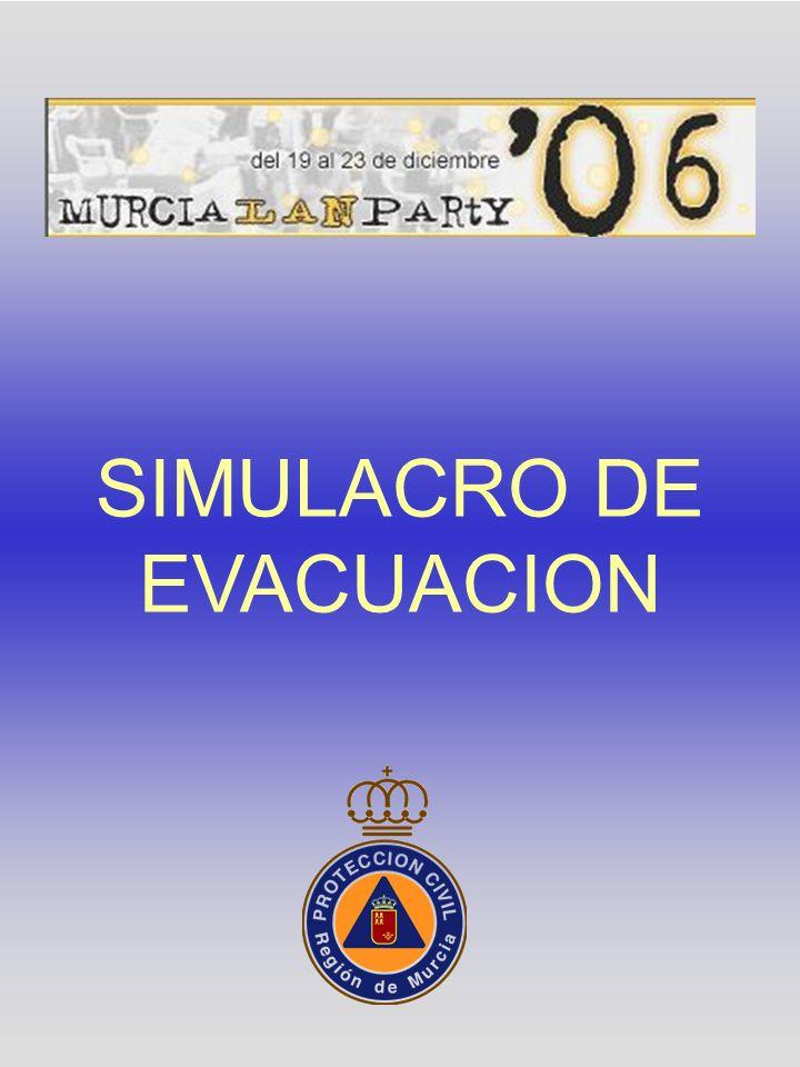 SIMULACRO DE EVACUACION