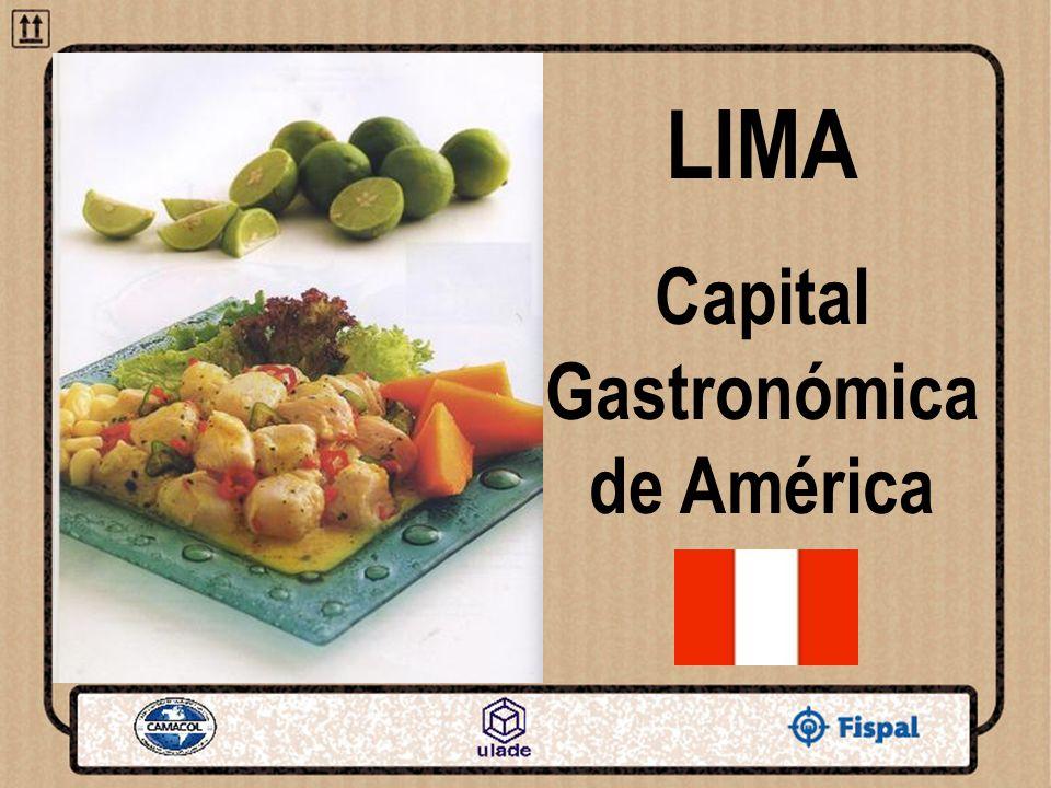 Capital Gastronómica de América