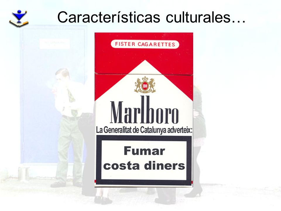 Características culturales…