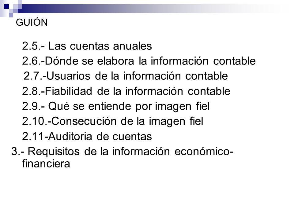 2.6.-Dónde se elabora la información contable