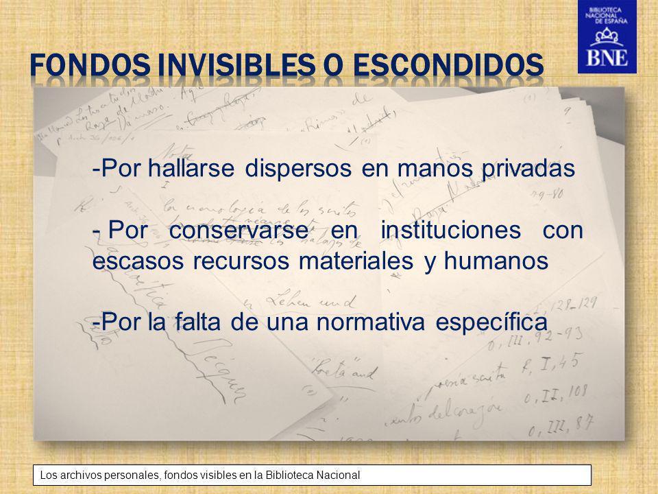 Fondos invisibles o escondidos