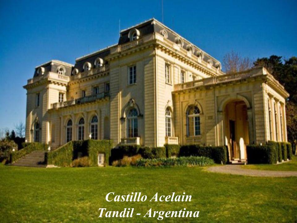 Castillo Acelain Tandil - Argentina