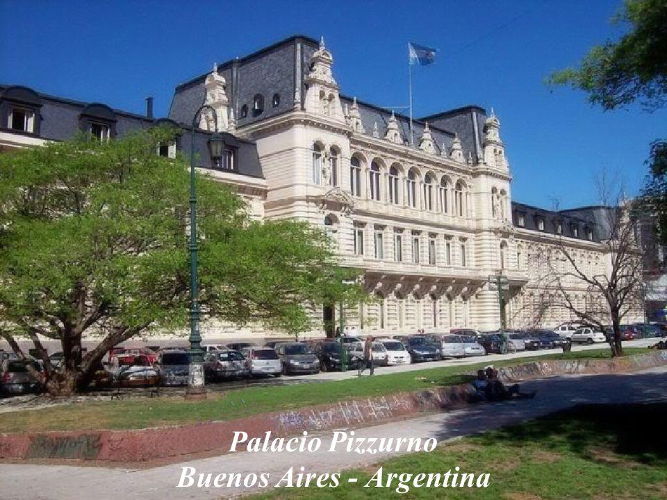 Palacio Pizzurno Buenos Aires - Argentina