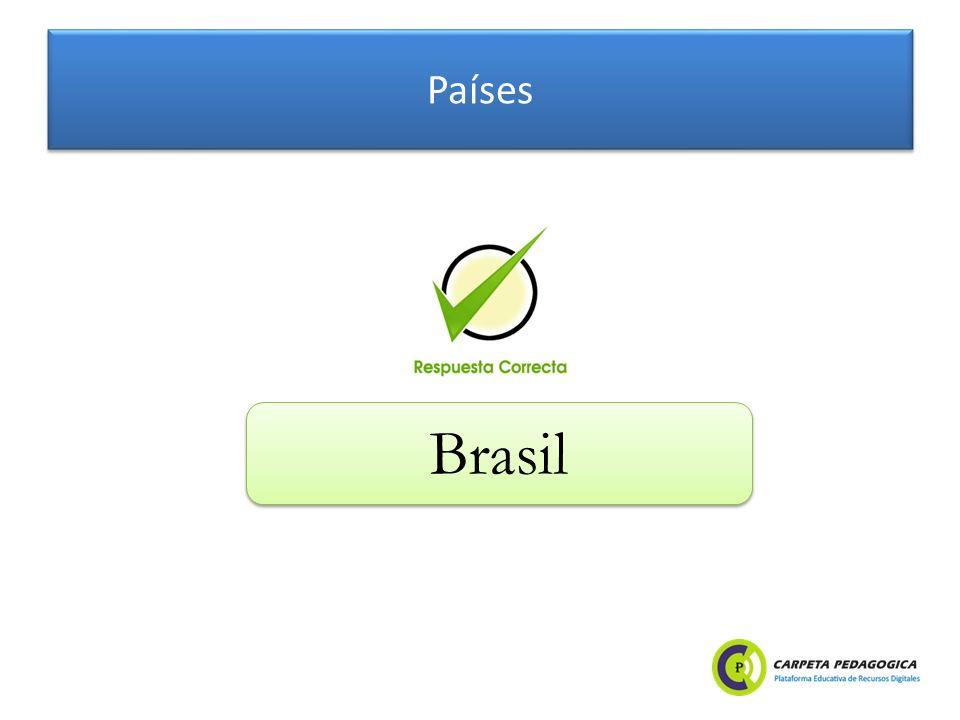Países Brasil