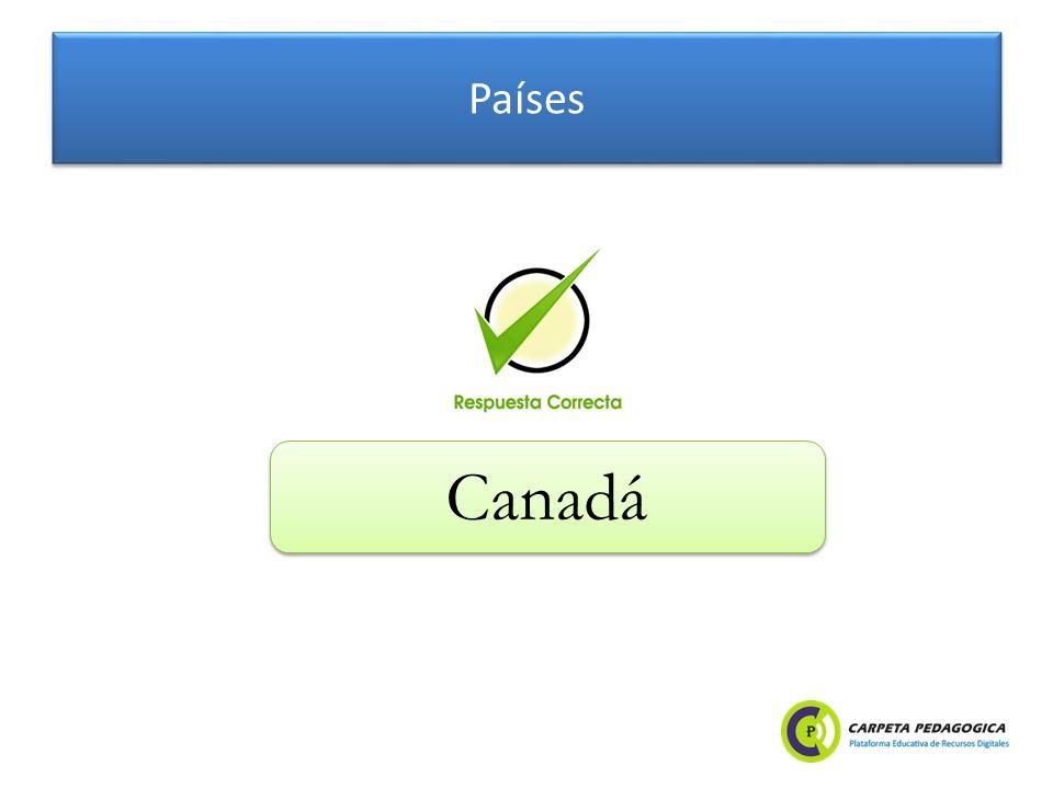 Países Canadá