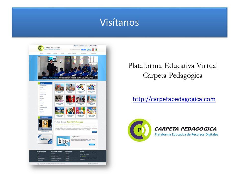 Plataforma Educativa Virtual