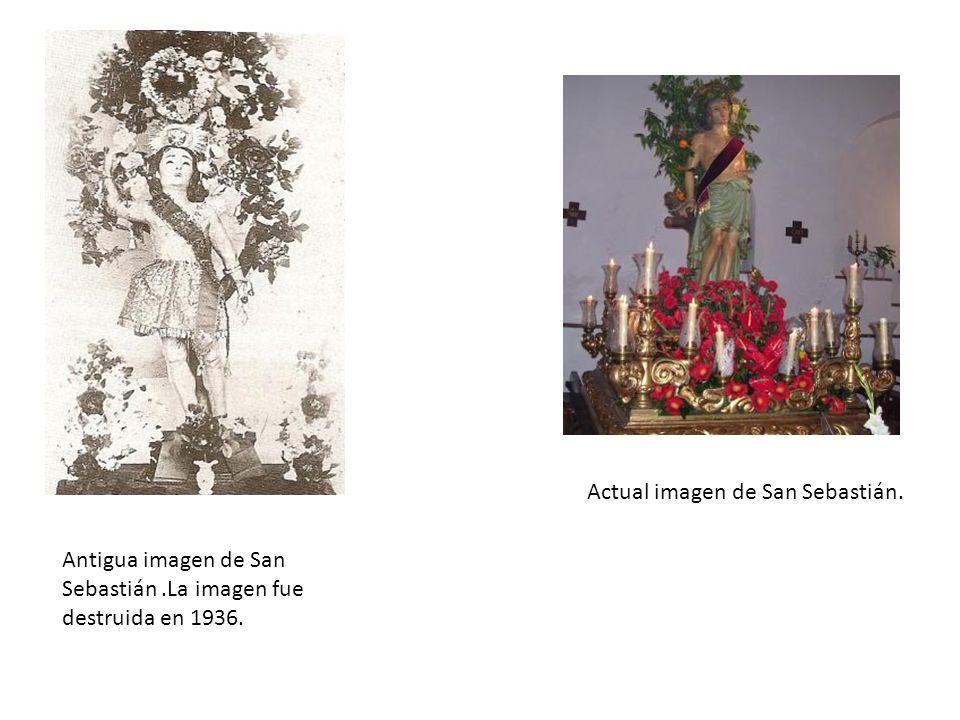 Actual imagen de San Sebastián.