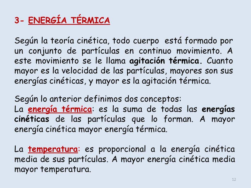 3- ENERGÍA TÉRMICA