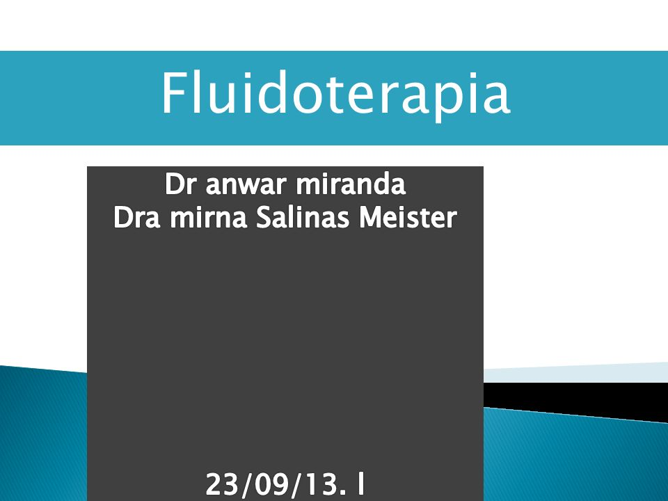Dra mirna Salinas Meister