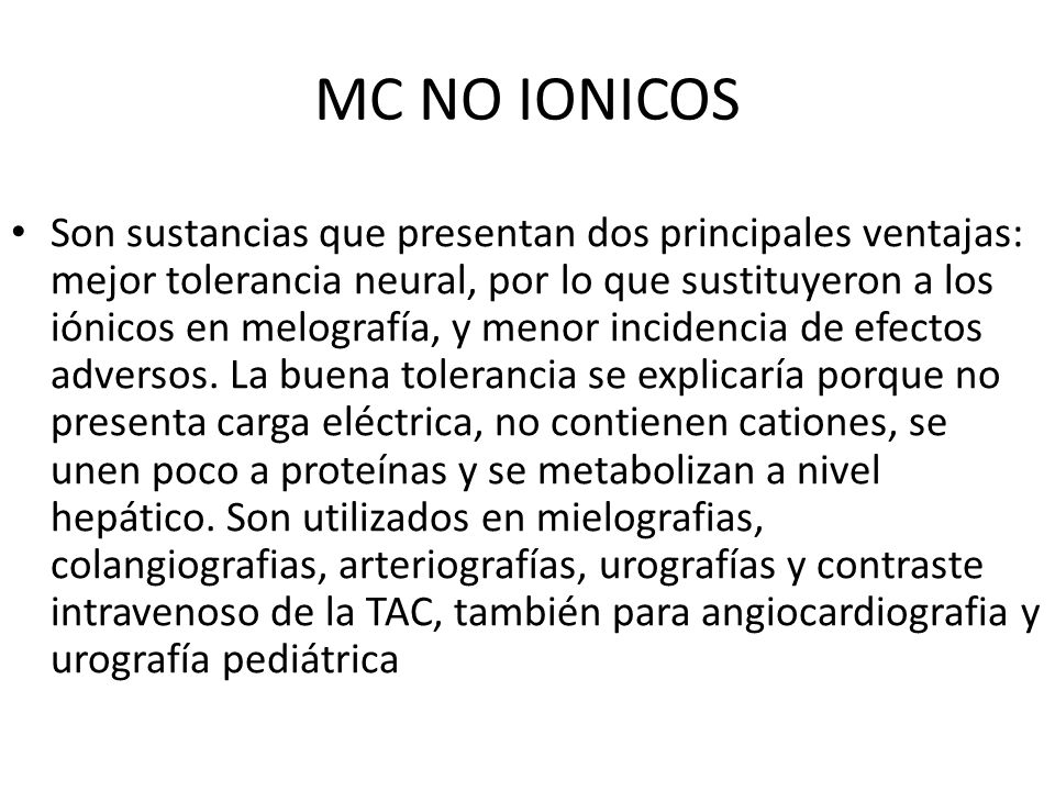 MC NO IONICOS