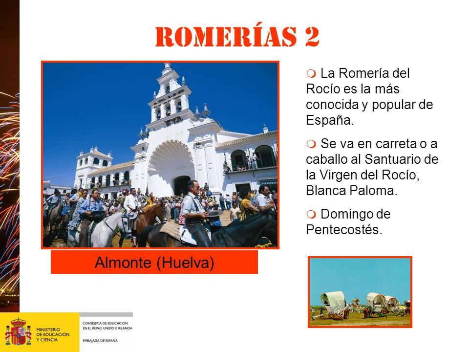 Romerías 2 Almonte (Huelva)