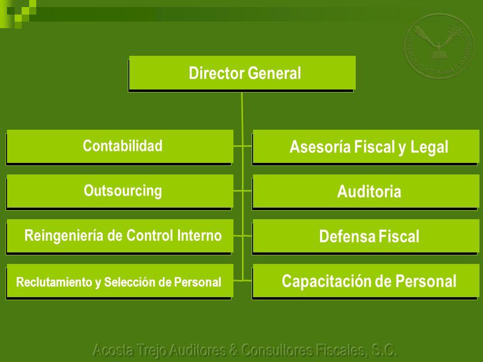 Asesoría Fiscal y Legal