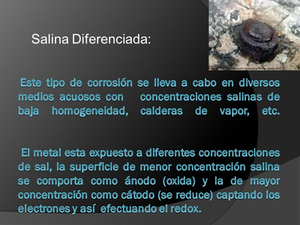 Salina Diferenciada:
