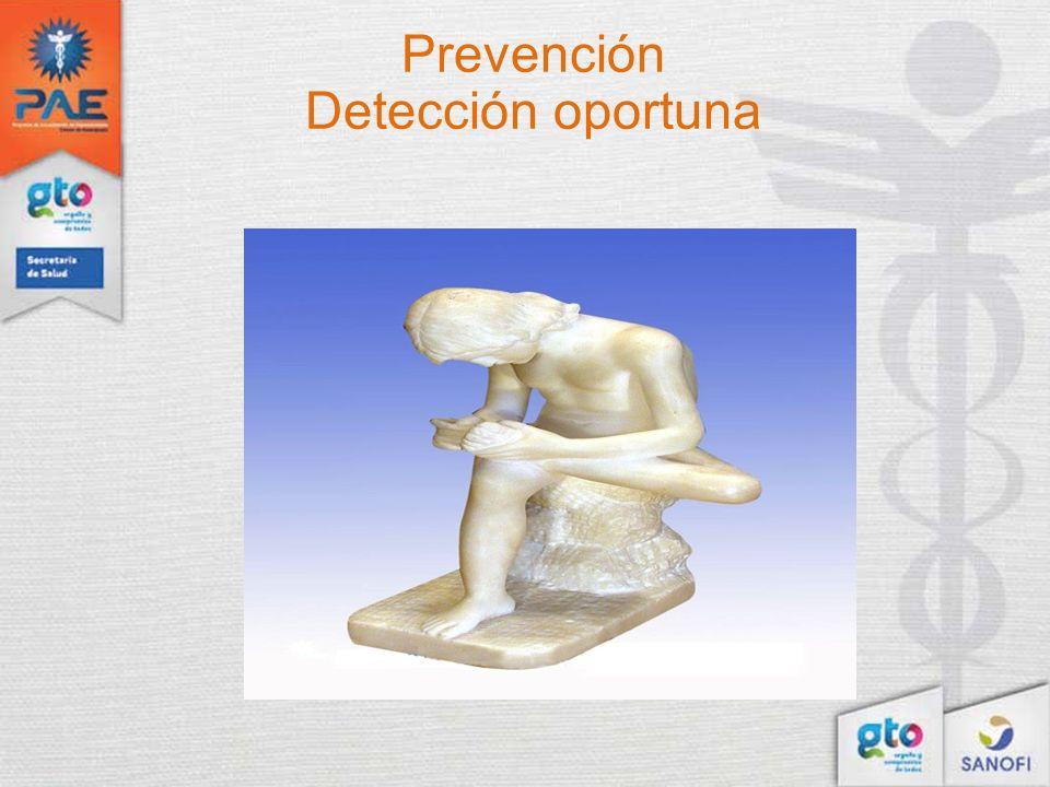 Prevención Detección oportuna