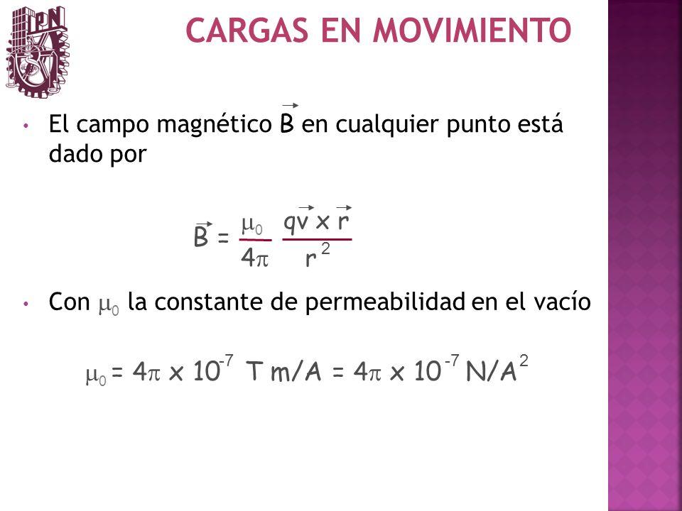 CARGAS EN MOVIMIENTO B =