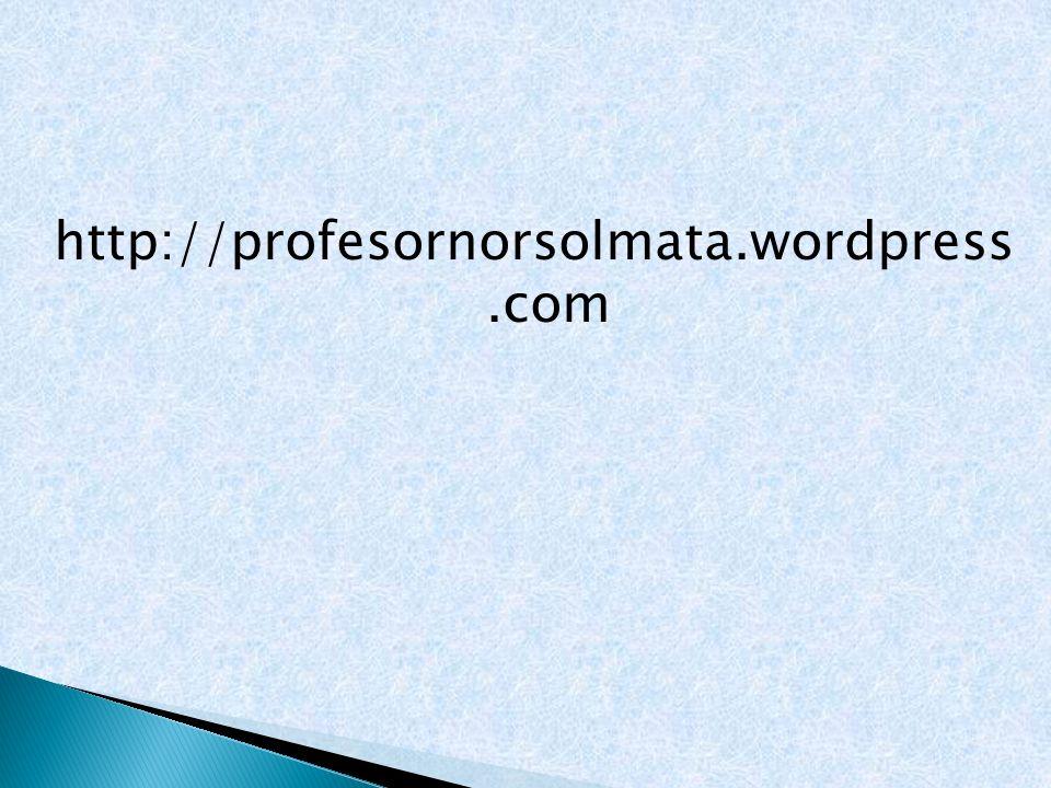 http://profesornorsolmata.wordpress .com