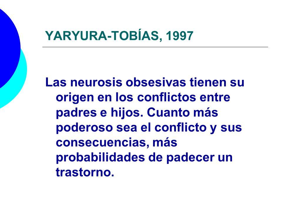 YARYURA-TOBÍAS, 1997