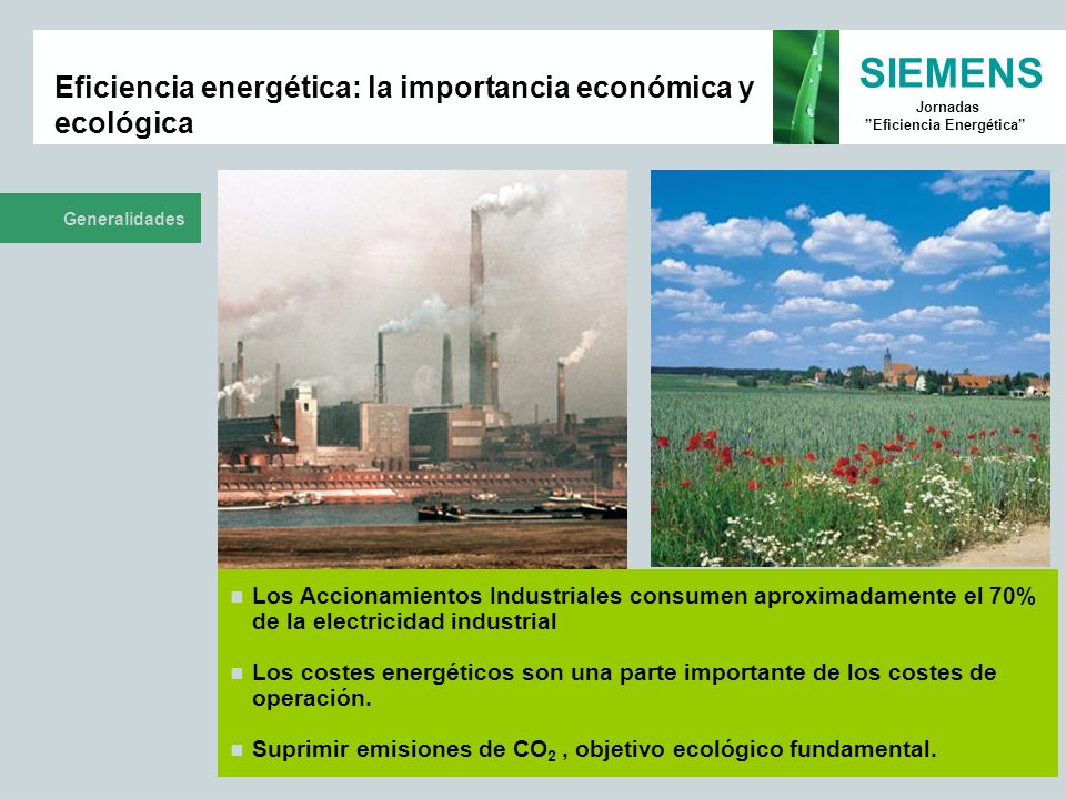 Eficiencia energética: la importancia económica y ecológica