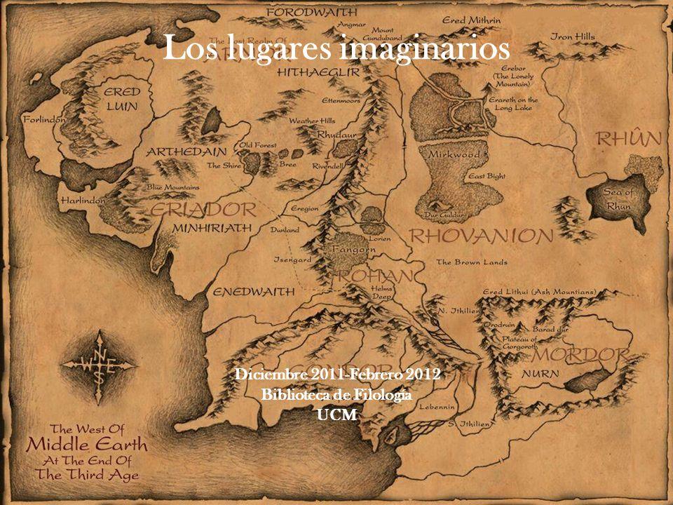 Los lugares imaginarios