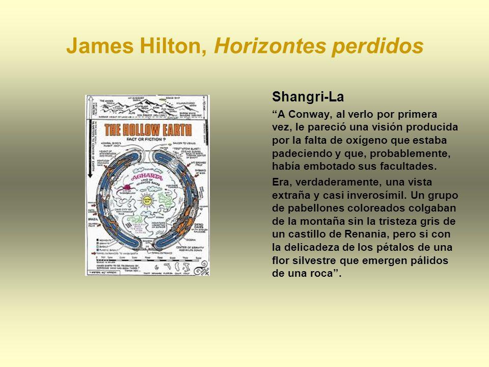 James Hilton, Horizontes perdidos