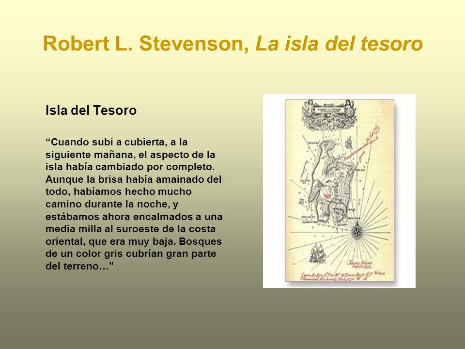 Robert L. Stevenson, La isla del tesoro