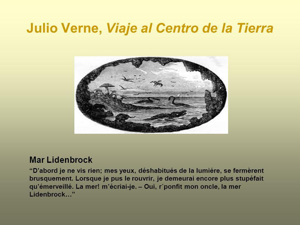 Julio Verne, Viaje al Centro de la Tierra