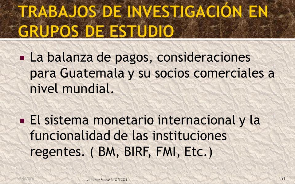 TRABAJOS DE INVESTIGACIÓN EN GRUPOS DE ESTUDIO
