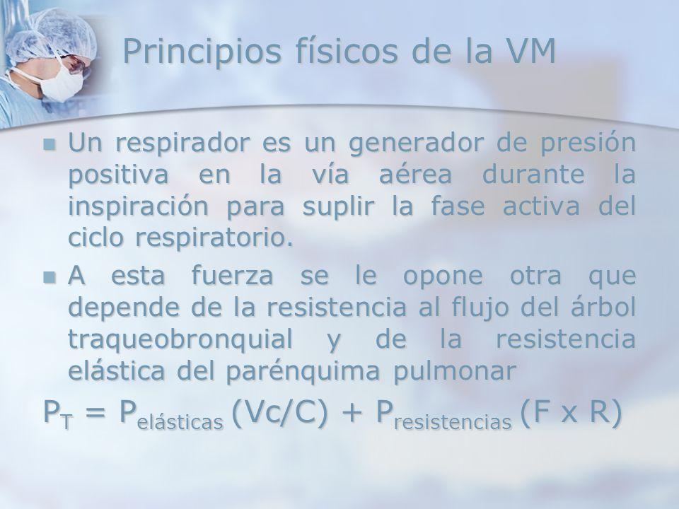 Principios físicos de la VM