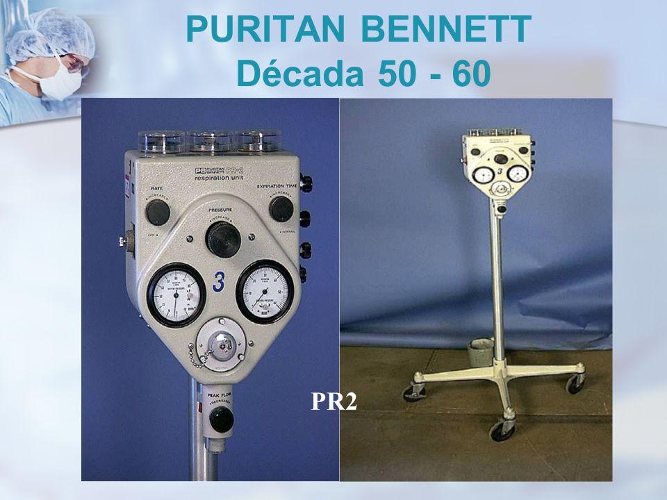 PURITAN BENNETT Década 50 - 60