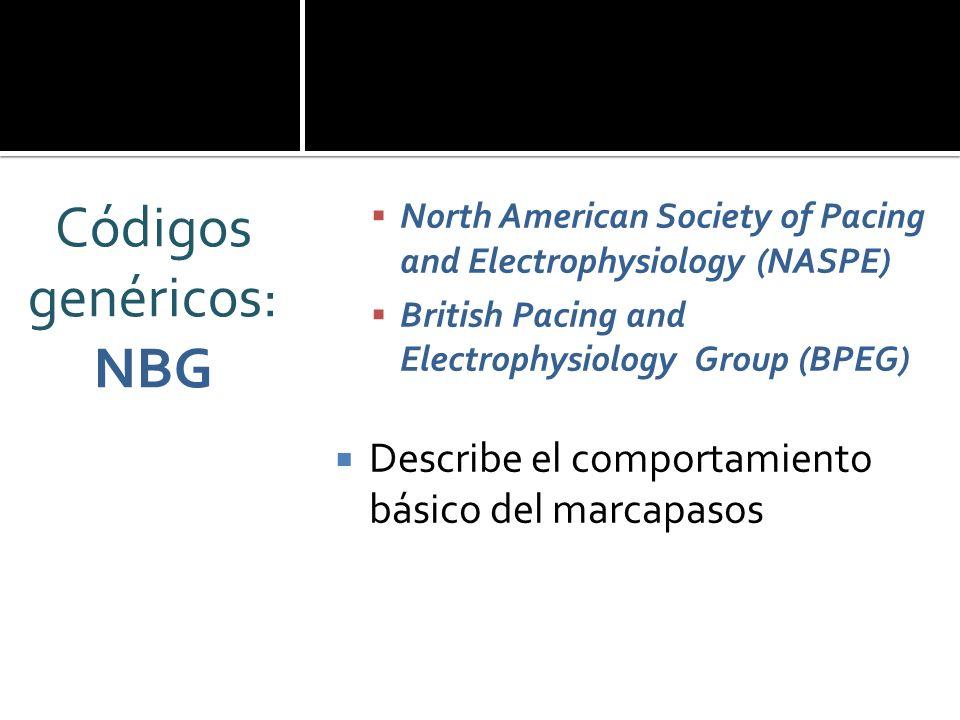 Códigos genéricos: NBG