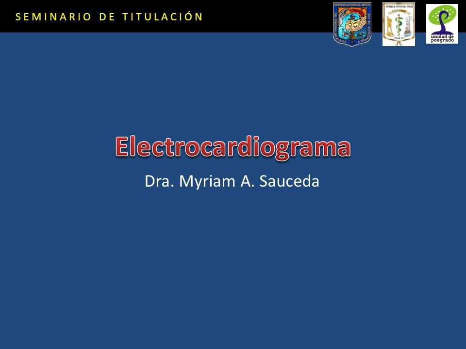 SEMINARIO DE TITULACIÓN