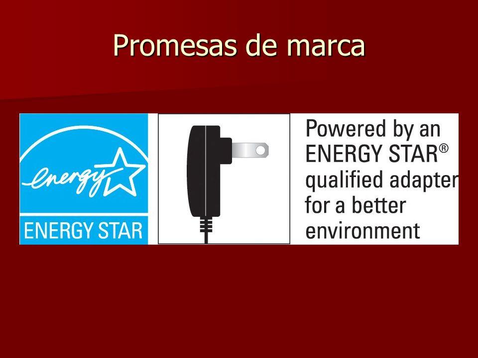 Promesas de marca