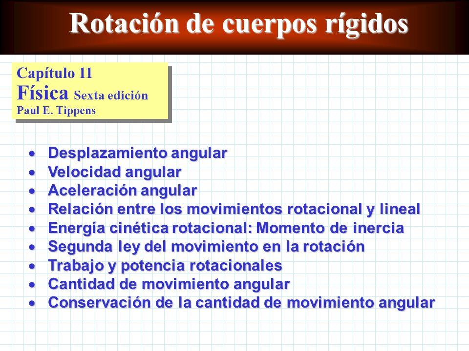 Rotación de cuerpos rígidos