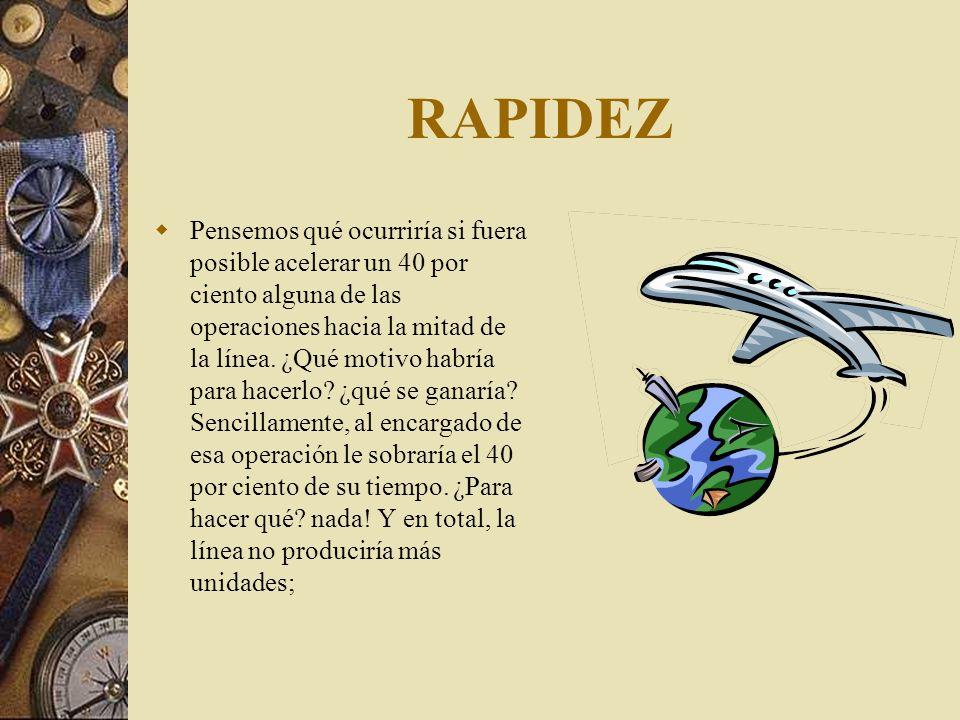 RAPIDEZ