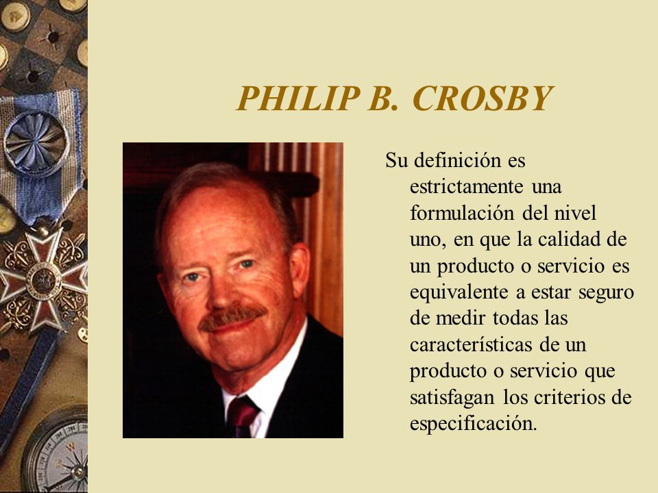 PHILIP B. CROSBY.