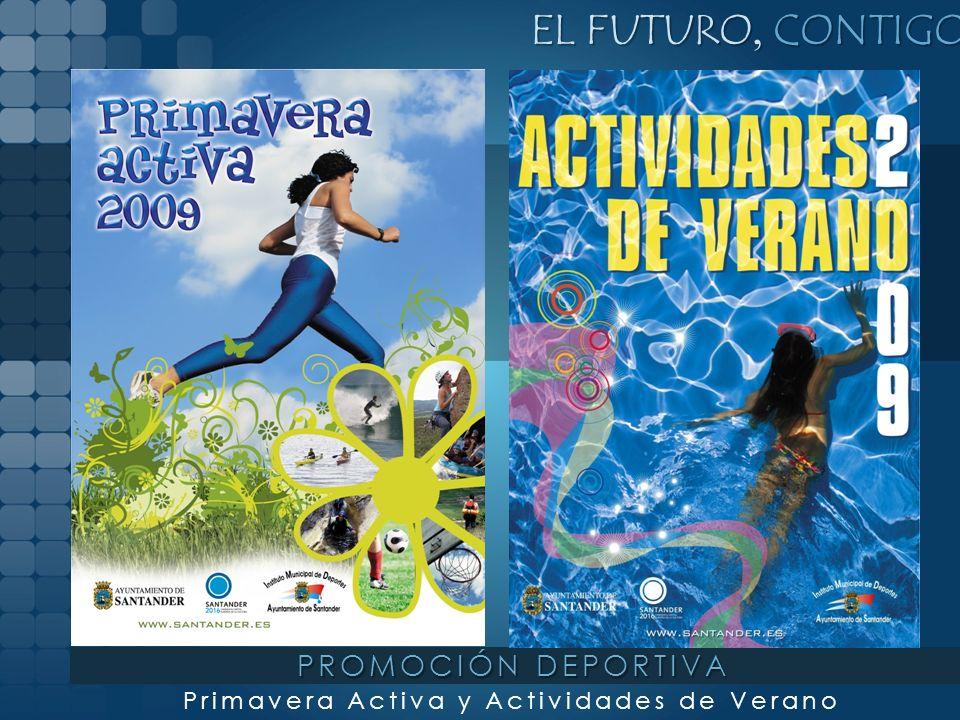 Primavera Activa y Actividades de Verano