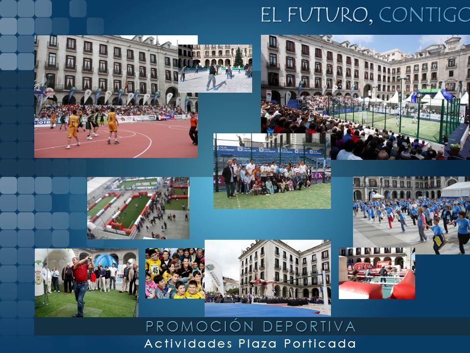 Actividades Plaza Porticada