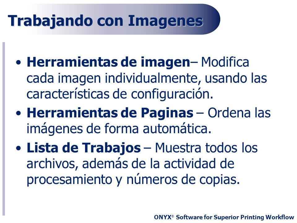Trabajando con Imagenes